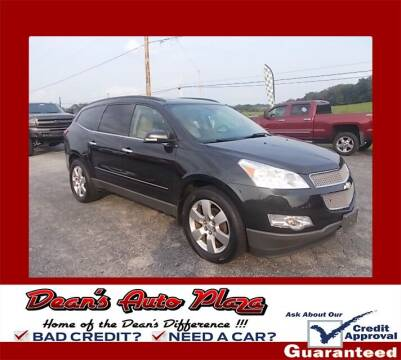 2012 Chevrolet Traverse for sale at Dean's Auto Plaza in Hanover PA