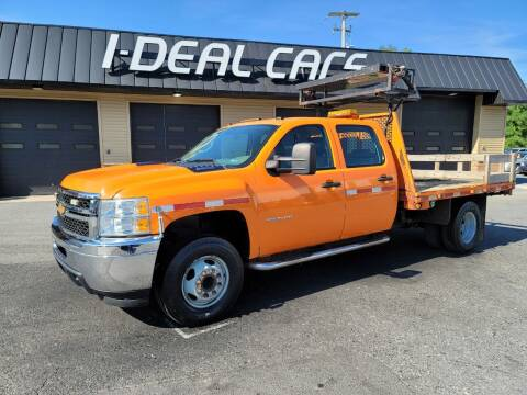 2012 Chevrolet Silverado 3500HD for sale at I-Deal Cars in Harrisburg PA