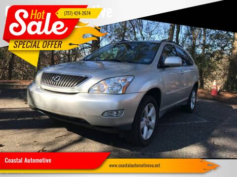 2005 Lexus RX 330 for sale at Coastal Automotive in Virginia Beach VA