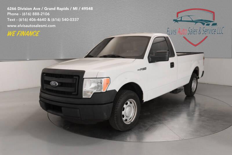 2013 Ford F-150 for sale at Elvis Auto Sales LLC in Grand Rapids MI