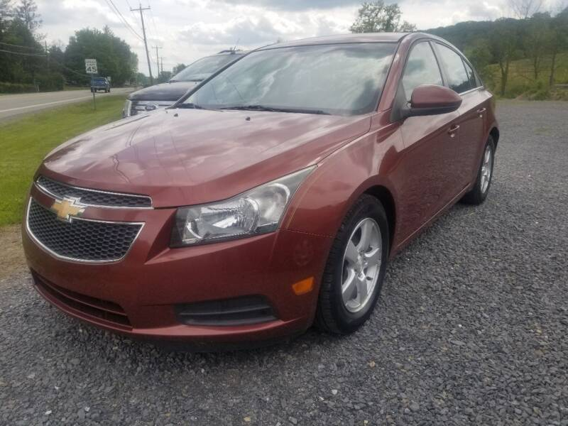 2012 Chevrolet Cruze for sale at Affordable Auto Sales & Service in Berkeley Springs WV
