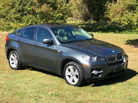 2008 BMW X6 for sale at Choice Motor Car in Plainville CT