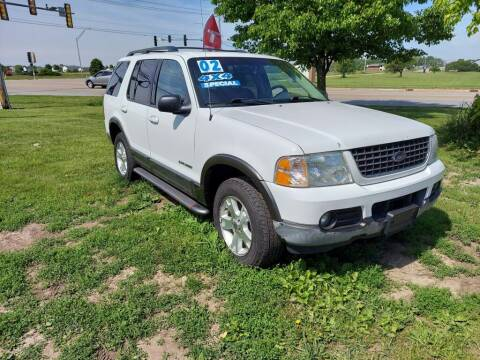 2002 Ford Explorer for sale at Car Connection in Yorkville IL