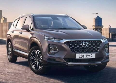 2020 Hyundai Santa Fe for sale at Diamante Leasing in Brooklyn NY