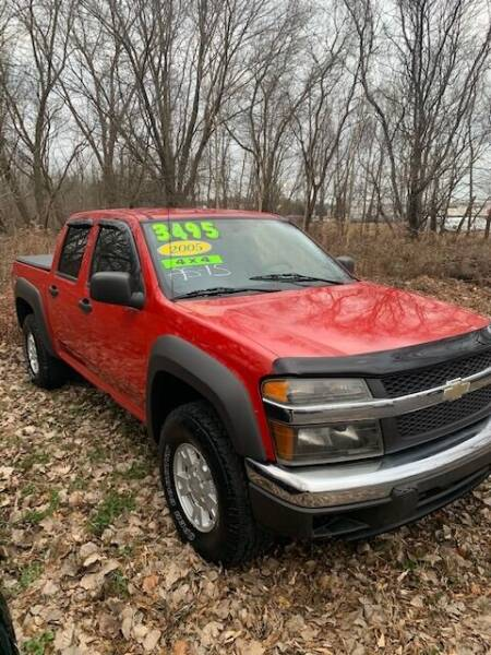 2005 Chevrolet Colorado for sale at Lighthouse Auto Sales in Holland MI