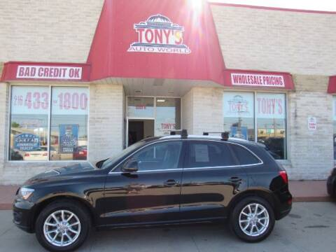 2012 Audi Q5 for sale at Tony's Auto World in Cleveland OH
