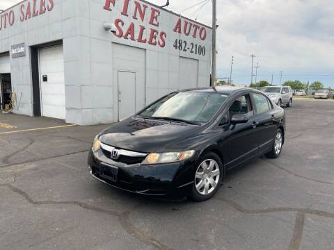 2009 Honda Civic for sale at Fine Auto Sales in Cudahy WI