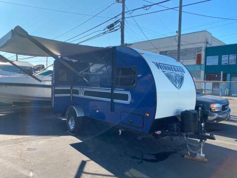 2018 Winnebago Drop 1790 for sale at Dorn Brothers Truck and Auto Sales in Salem OR