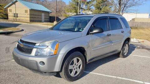 2006 Chevrolet Equinox for sale at Nationwide Auto in Merriam KS