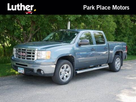 2011 GMC Sierra 1500 for sale at Park Place Motor Cars in Rochester MN