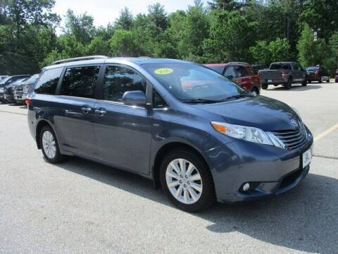 2016 Toyota Sienna for sale at MC FARLAND FORD in Exeter NH
