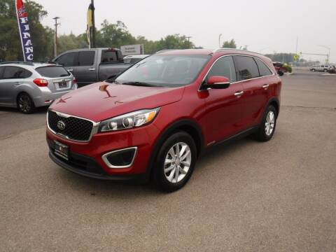 2017 Kia Sorento for sale at Budget Auto Sales in Carson City NV