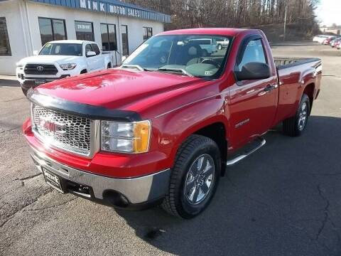 2012 GMC Sierra 1500 for sale at MINK MOTOR SALES INC in Galax VA