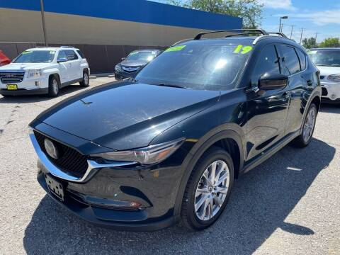 2019 Mazda CX-5 for sale at M.A.S.S. Motors - MASS MOTORS in Boise ID