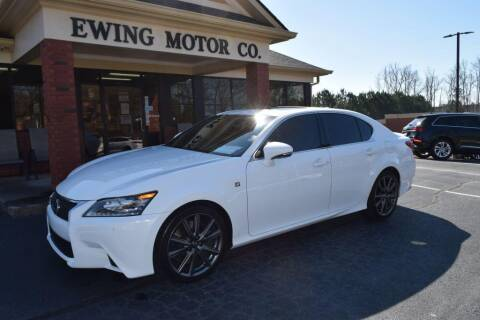 2015 Lexus GS 350 for sale at Ewing Motor Company in Buford GA