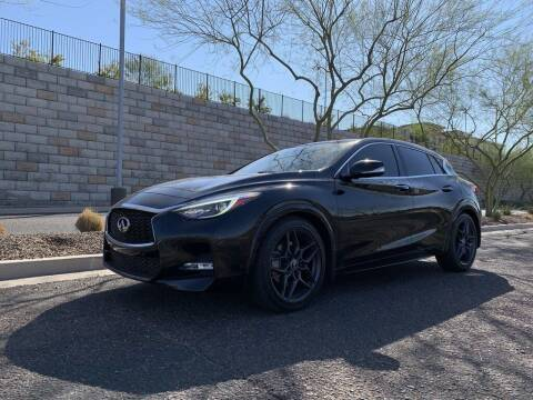 2017 Infiniti QX30 for sale at AUTO HOUSE TEMPE in Tempe AZ