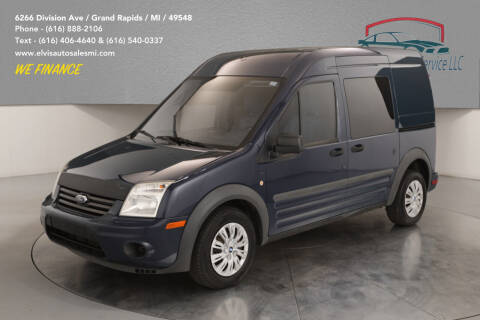 2010 Ford Transit Connect for sale at Elvis Auto Sales LLC in Grand Rapids MI