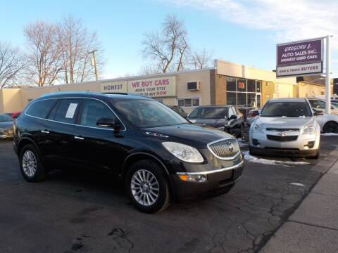 2009 Buick Enclave for sale at Gregory J Auto Sales in Roseville MI