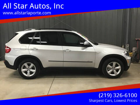 2009 BMW X5 for sale at All Star Autos, Inc in La Porte IN