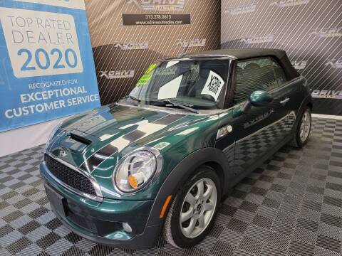 2009 MINI Cooper for sale at X Drive Auto Sales Inc. in Dearborn Heights MI
