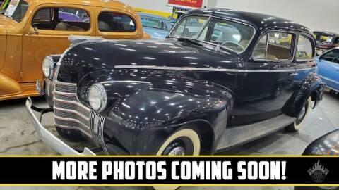 1940 Oldsmobile 2 DOOR for sale at UNIQUE SPECIALTY & CLASSICS in Mankato MN
