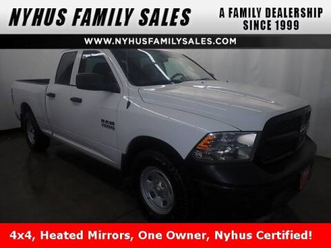 2015 RAM Ram Pickup 1500 for sale at Nyhus Family Sales in Perham MN