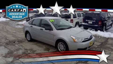 2009 Ford Focus for sale at Regency Motors Inc in Davenport IA