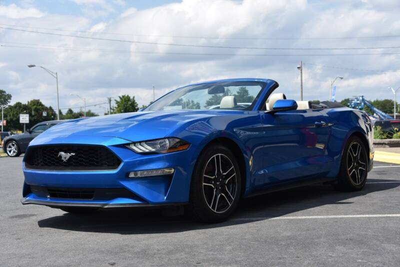 2020 Ford Mustang EcoBoost Premium 2dr Convertible - East Greenbush NY