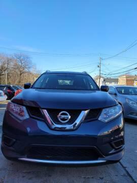 2016 Nissan Rogue for sale at Mr. Motorsales in Elizabeth NJ