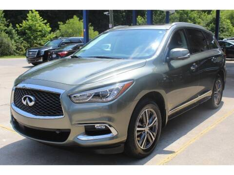 2017 Infiniti QX60 for sale at Inline Auto Sales in Fuquay Varina NC