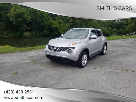 2014 Nissan JUKE for sale at Smith's Cars in Elizabethton TN