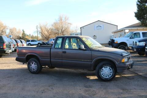 1997 GMC Sonoma for sale at Northern Colorado auto sales Inc in Fort Collins CO