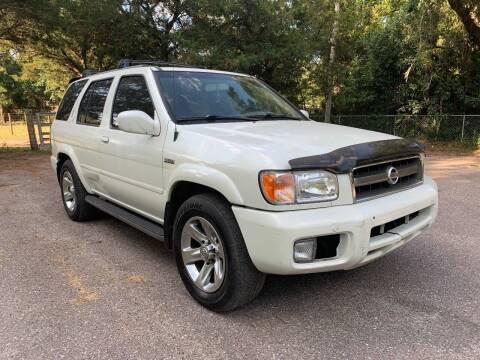 2004 Nissan Pathfinder for sale at Next Autogas Auto Sales in Jacksonville FL