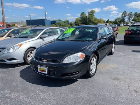 2010 Chevrolet Impala for sale at Credit Connection Auto Sales Dover in Dover PA