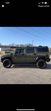 2003 HUMMER H2 for sale at Top Line Motorsports in Derry NH
