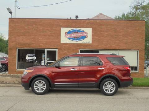 2014 Ford Explorer for sale at Eyler Auto Center Inc. in Rushville IL
