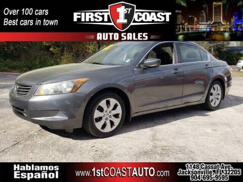 2010 Honda Accord for sale at 1st Coast Auto -Cassat Avenue in Jacksonville FL