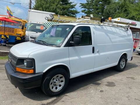 2009 Chevrolet Express Cargo for sale at White River Auto Sales in New Rochelle NY