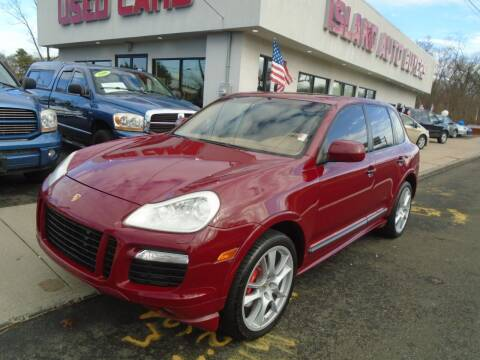 2008 Porsche Cayenne for sale at Island Auto Buyers in West Babylon NY