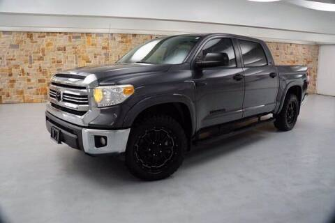 2017 Toyota Tundra for sale at Jerry's Buick GMC in Weatherford TX