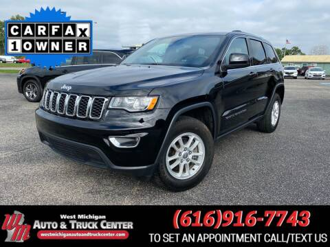2019 Jeep Grand Cherokee for sale at West Michigan Auto and Truck Center in Cedar Springs MI