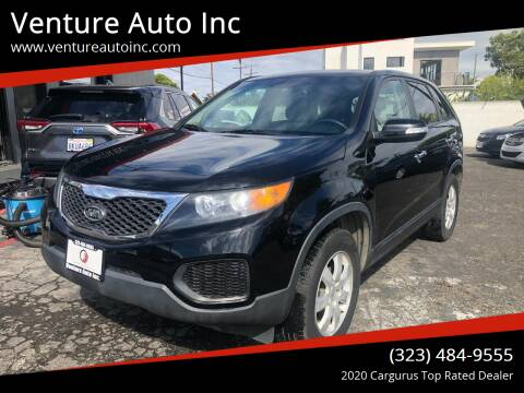 2011 Kia Sorento for sale at Venture Auto Inc in South Gate CA