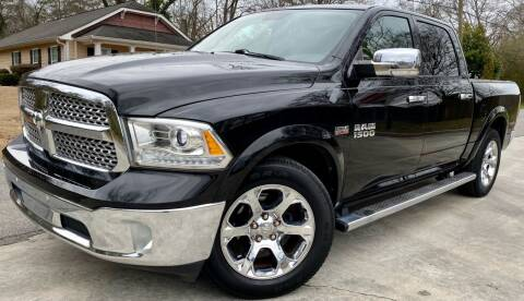 2014 RAM Ram Pickup 1500 for sale at Cobb Luxury Cars in Marietta GA