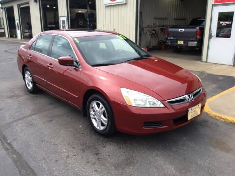 2007 Honda Accord for sale at TRI-STATE AUTO OUTLET CORP in Hokah MN