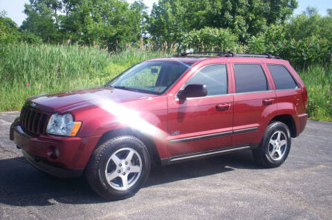 2007 Jeep Grand Cherokee for sale at Action Auto Wholesale - 30521 Euclid Ave. in Willowick OH