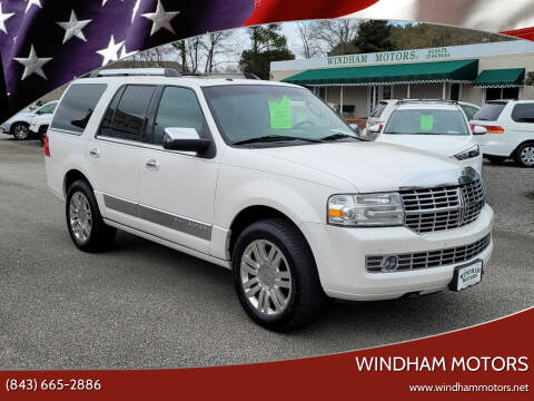 2013 Lincoln Navigator for sale at Windham Motors in Florence SC