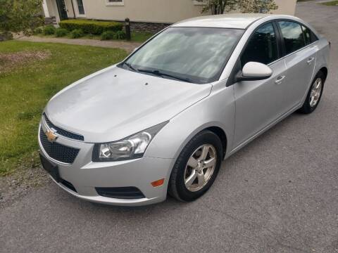 2011 Chevrolet Cruze for sale at Wallet Wise Wheels in Montgomery NY