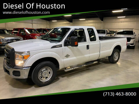 2014 Ford F-250 Super Duty for sale at Diesel Of Houston in Houston TX
