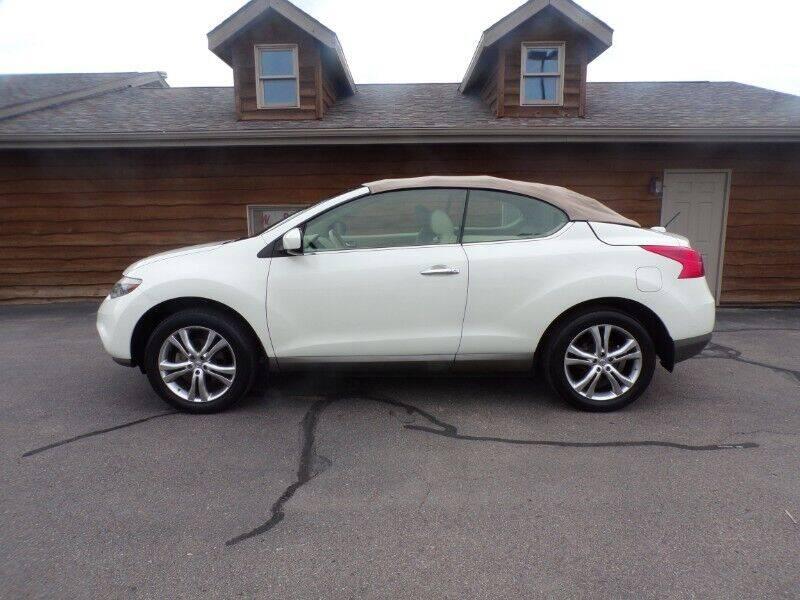 2011 Nissan Murano CrossCabriolet for sale in Lincoln, NE