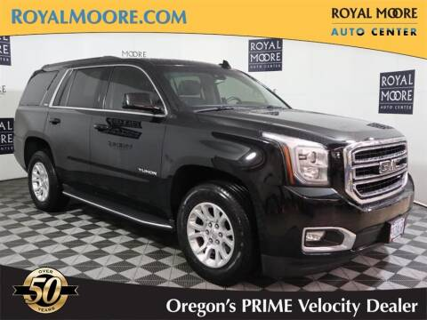 2016 GMC Yukon for sale at Royal Moore Custom Finance in Hillsboro OR